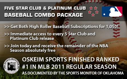 5 Star & Platinum Club Baseball Package