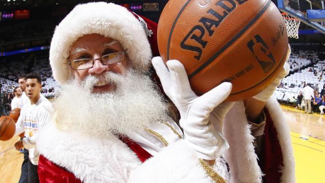 2018 NBA Christmas Games