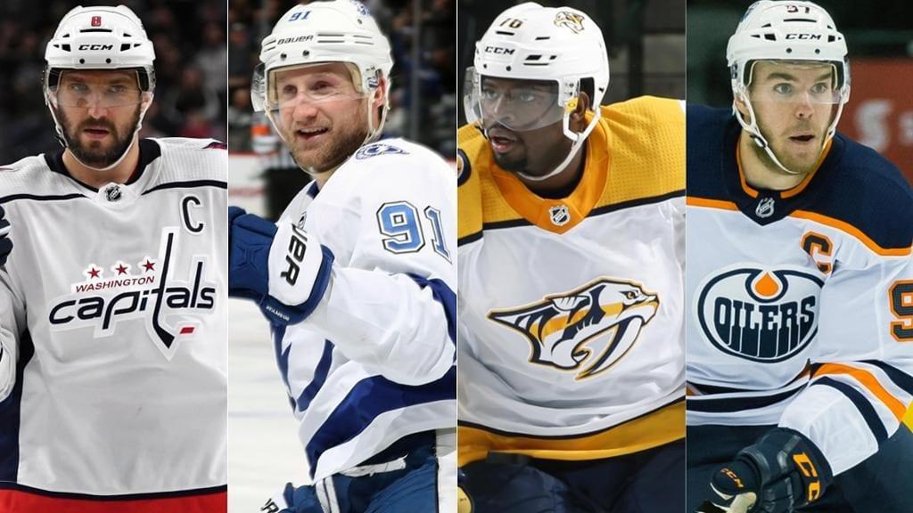 2018 Stanley Cup Favorites