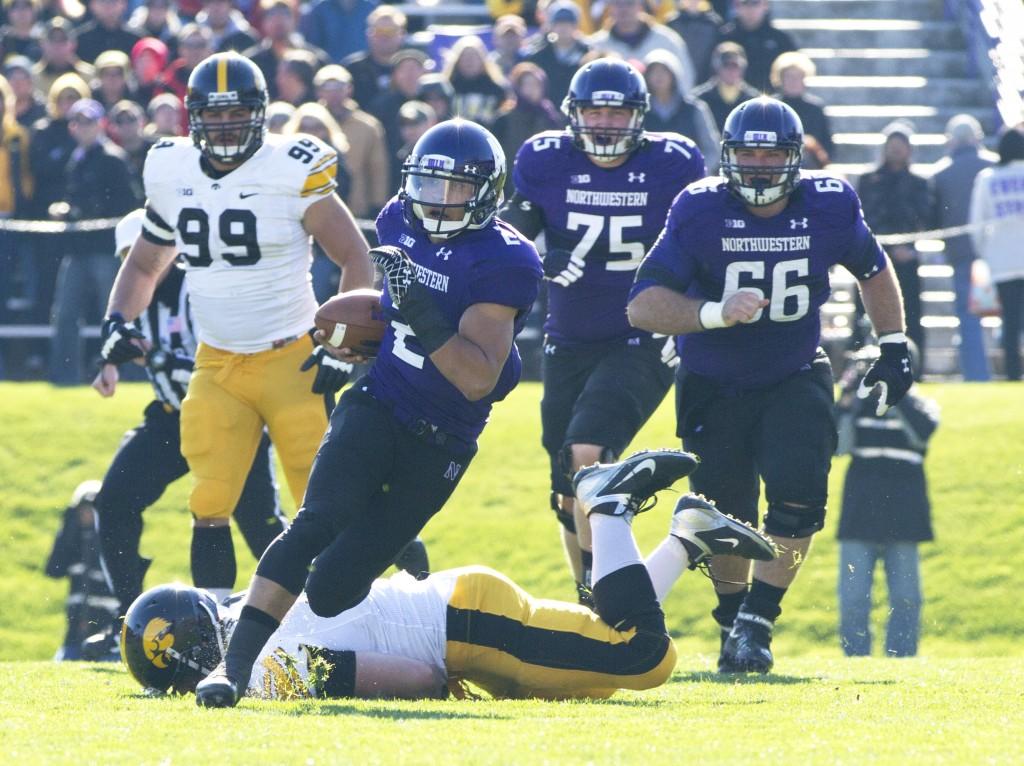 Northwestern-football