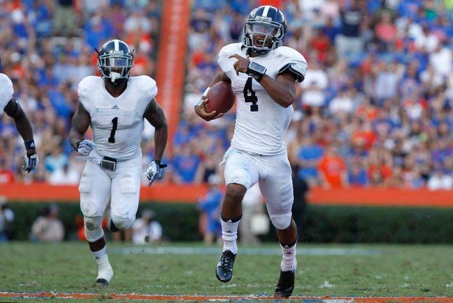 NCAA Football: Georgia Southern at Florida